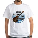 Beyond the border White T-Shirt