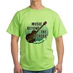 Beyond the border Green T-Shirt