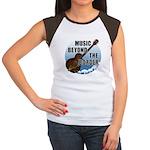 Beyond the border Women's Cap Sleeve T-Shirt