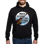 Beyond the border Hoodie (dark)