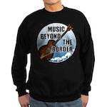 Beyond the border Sweatshirt (dark)