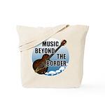 Beyond the border Tote Bag