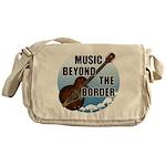 Beyond the border Messenger Bag