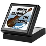Beyond the border Keepsake Box