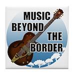 Beyond the border Tile Coaster