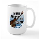 Beyond the border Large Mug