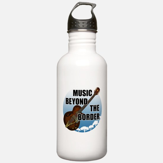 Beyond the border Water Bottle