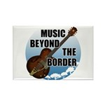 Beyond the border Rectangle Magnet