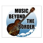 Beyond the border Small Poster