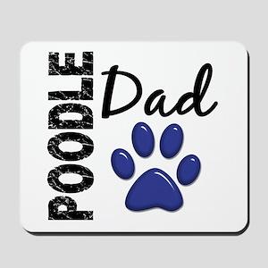 Poodle Dad 2 Mousepad