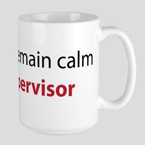 Remain Calm Mugs