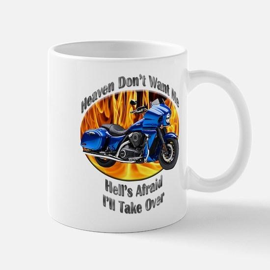 Kawasaki Vaquero Mug