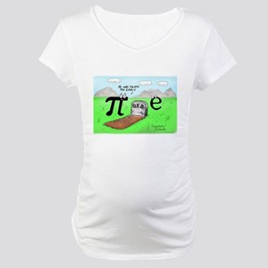 QED Gravestone Maternity T-Shirt