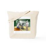Interrogation Tote Bag