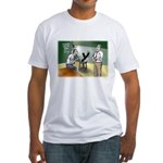 Interrogation Fitted T-Shirt