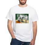 Interrogation White T-Shirt