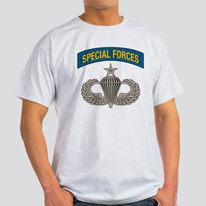 Airborne Special Forces Senior Light T-Shirt