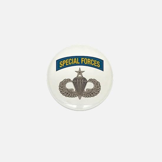 Airborne Special Forces Senior Mini Button