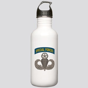 Airborne SF w Master Wings Stainless Water Bottle
