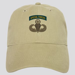 Airborne SF w Master Wings Cap