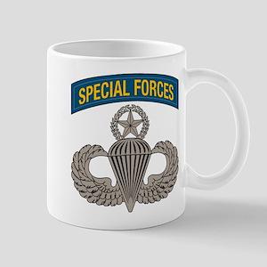 Airborne SF w Master Wings Mug