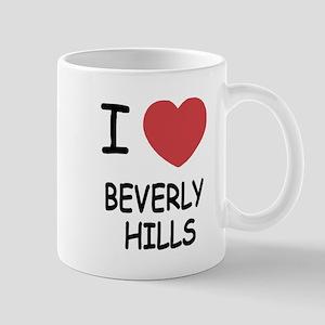 I heart beverly hills Mug