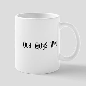 old guys win Mug
