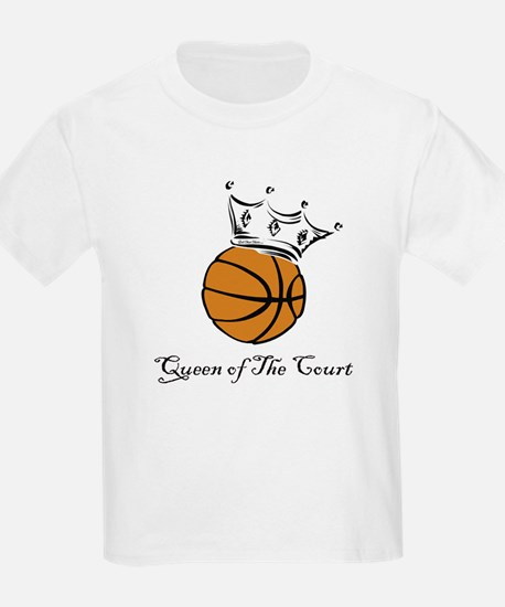 bball queen T-Shirt