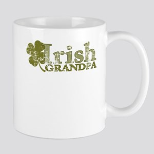 Irish Grandpa v2 Mug