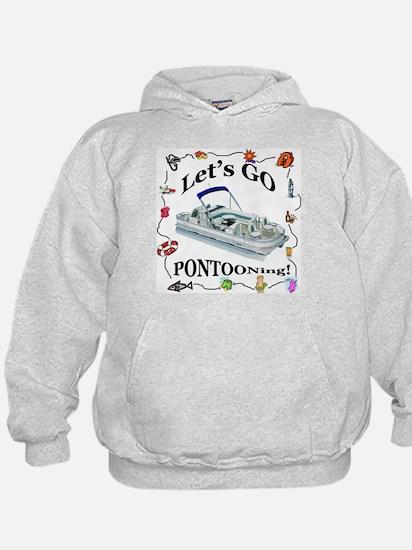 Pontoon Boat Hoodie