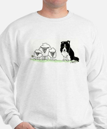 Unique Border collie Sweatshirt