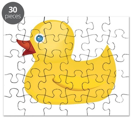 Yellow Rubber Duck Puzzle