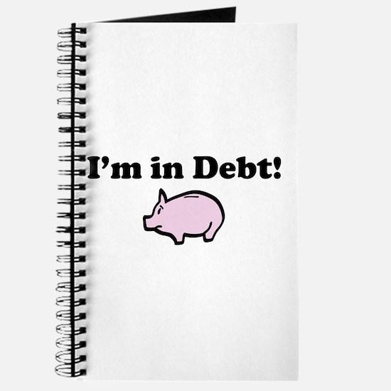 I'm in Debt Journal