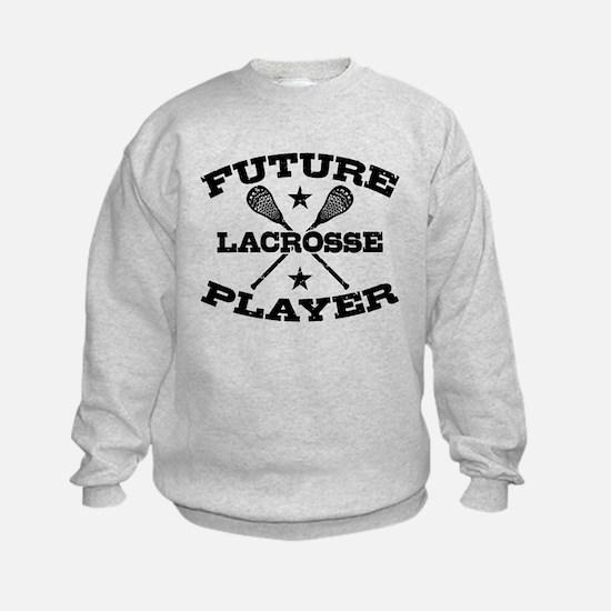 Future Lacrosse Player Jumper Sweater
