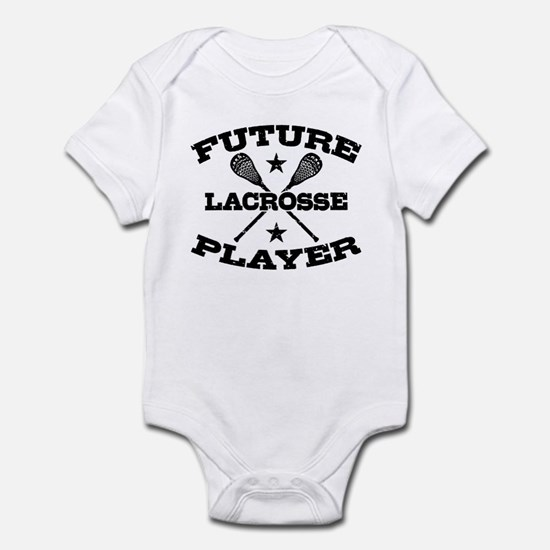 Future Lacrosse Player Infant Bodysuit