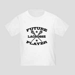 Future Lacrosse Player Toddler T-Shirt