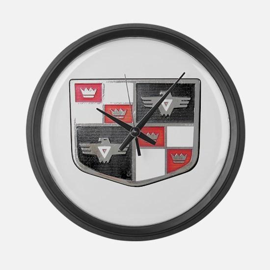 Studebaker Champion Large Wall Clock