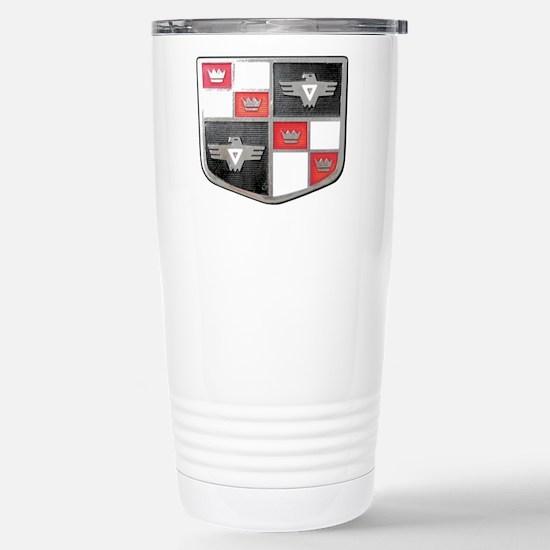 Studebaker Champion Stainless Steel Travel Mug