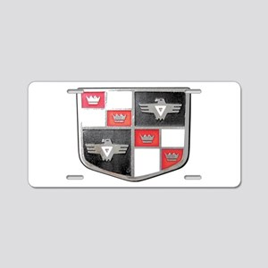 Studebaker Champion Aluminum License Plate