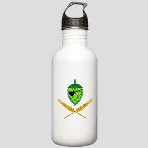 Pirate Hop Stainless Water Bottle 1.0L