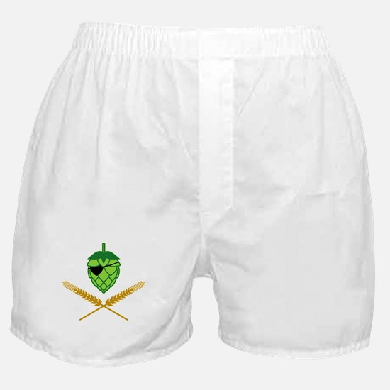 Pirate Hop Boxer Shorts
