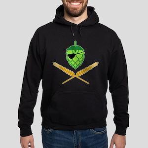 Pirate Hop Hoodie (dark)