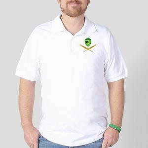 Pirate Hop Golf Shirt