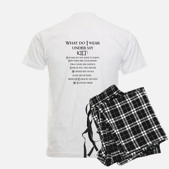 GOT KILT? Pajamas