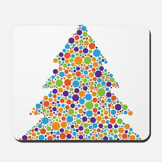 Tree of Dots Mousepad