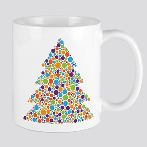 Tree of Dots Mug