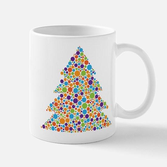 Tree of Dots Mug