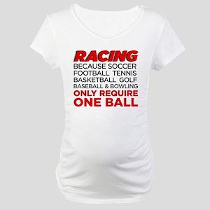 Racing Maternity T-Shirt