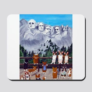 Mt. Corgimore Mousepad