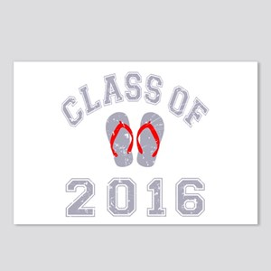 Class Of 2016 Flip Flop Postcards (Package of 8)